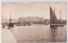 POLA - Arena Vom Meer - Fiume Ship - Yacht - Croatia