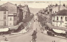 Valence Avenue De La Gare - Valence