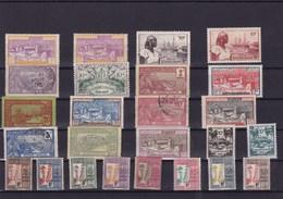 GUADELOUPE : Y&T : Lot De 25 Timbres Oblitérés - Guadeloupe (1884-1947)