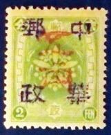 Mandchourie Local YEN SHOW (Manchuria, Mandzusko)  * - 1932-45 Mantsjoerije (Mantsjoekwo)