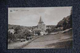 HOUILLET - L'Eglise De CELLES - Houyet