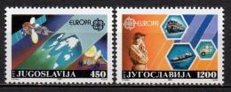 Yougoslavie - Europa - 1988 - Yvert N° 2151 & 2152 ** - Neufs