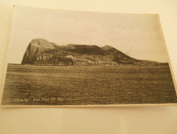 B665  Gibilterra Viaggiata Cm14x9 - Gibilterra