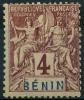 Benin (1894) N 35 * (charniere) - Unused Stamps