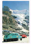 The Canadian Rockies - Canada - Columbia Icefields , Midway Between Banf And Jasper - Auto - Voiture - Alberta