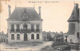 35 - JANZE - Mairie Et Vieille Tour - Frankreich