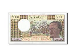 Djibouti, 5000 Francs, 1979, KM:38d, NEUF - Djibouti