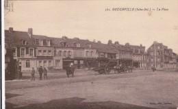 CARTE POSTALE    GODERVILLE 76  La Place - Goderville