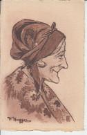 PAYS BASQUE - BEARN - Montagnarde - Illustrateur Huygen PRIX FIXE - Biarritz
