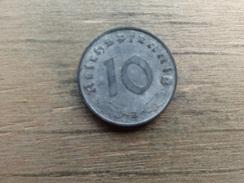 Allemagne  10  Reichspfennig  1941 B  Km 101