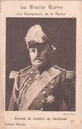 Carte Postale Ancienne - La Grande Guerre - Les Vainqueurs De La Marne - Général De Castelnau - War 1914-18