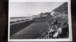 CPSM CARBONERAS PLAYA ALGARROBICO 1966 - Almería