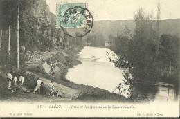 Clecy L Orne Et Les Rochers De La Cambronnerie - Clécy