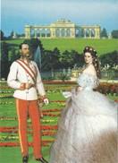 KAISER FRANZ JOSEF Et KAISERIN ELISABETH  - Österreich - Ungelaufen - Non Classés