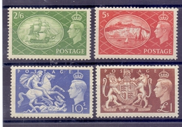 Great Britain1951 Festival 4 Val SG 509/12 Superb U.M. - 1902-1951 (Re)