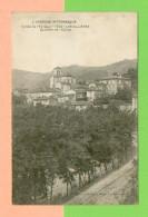 CPA  FRANCE  07  ~  LES OLLIERES  ~  5552  Quartier De L'Eglise  ( C. Artigue Fils 1911 ) - France