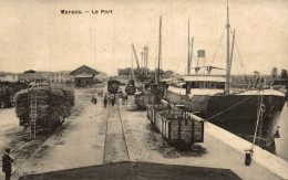 MARANS LE PORT - France