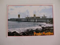 Postcard Postal Brasil Fortaleza Ceara Vista Parcial Da Ponte Metalica - Fortaleza