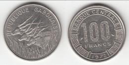 **** GABON - AFRIQUE CENTRALE - CENTRAL AFRICAN STATES - 100 FRANCS 1972 **** EN ACHAT IMMEDIAT !!! - Gabón