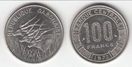 **** GABON - AFRIQUE CENTRALE - CENTRAL AFRICAN STATES - 100 FRANCS 1972 **** EN ACHAT IMMEDIAT !!! - Gabon
