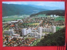 Biel / Bienne (BE) - Flugaufnahme Mett - BE Berne