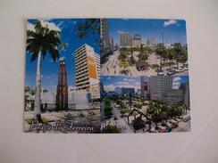 Postcard Postal Brasil Fortaleza Ceara Praça Do Ferreira - Fortaleza