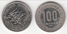 **** GABON - AFRIQUE CENTRALE - CENTRAL AFRICAN STATES - 100 FRANCS 1975 **** EN ACHAT IMMEDIAT !!! - Gabon