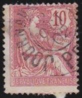 France     .  Yvert     .    116         .        O      .    Oblitéré - Frankreich