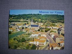 MOUSSAC SUR VIENNE  -  86  -  Le Bourg  -  Vue Aérienne  -  Vienne - Other Municipalities