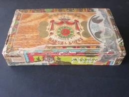 BOX SIGARI HAVANA ANNI 50 - Empty Cigar Cabinet