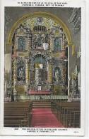 CPSM -  PANAMA  - PANAMA -  Iglesia De San José -  El Altar De Oro - Panamá