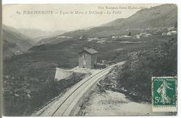 JURA TOURISTE - Ligne De Morez à St. Claude - La Vallée - Non Classificati