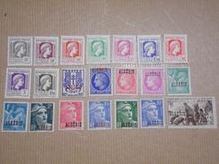 AGERIE - Lot De Timbres Neuf** - Algérie (1924-1962)