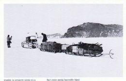 1 AK Antarctica Antarktis * Szene Von Der Antarktis Expedition 1911-1912 - Nachdruck - Reprint - Ansichtskarten