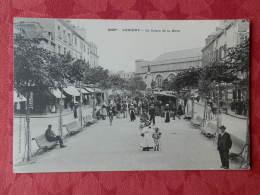 Dep 56 , Cpa LORIENT , 2028 , Le Cours De La Bove (10.059) - Lorient