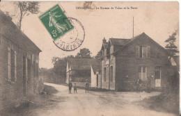 60   Senantes  Le Bureau De Tabac Et La Poste - France