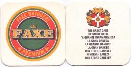 #D127-030 Viltje Faxe Fad - Sous-bocks