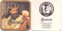 #D127-038 Viltje Gambrinus - Beer Mats