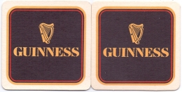 #D127-061 Viltje Guinness - Sous-bocks