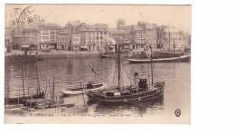 50 Cherbourg Vue Du Port Prise Du Quai De L' Ancien Arsenal - Cherbourg