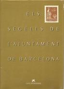 """Obra Filatélica - """"Els Segells De L'ajuntament De Barcelona"""" Obra Editada 1989 - Temas"""