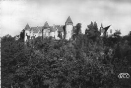 B28440 Culan Le Chateau Et L'Eglise - Non Classés