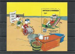 ANTIGUA Y BARBUDA HB/90  MNH  ** - Disney