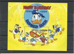 ANTIGUA Y BARBUDA HB/85 MNH  ** - Disney