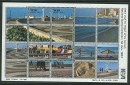 Israel // 1983 // Bloc Feullet Neuf **Tel Aviv  Exposition Nationale - Israel