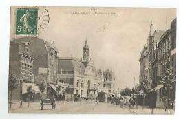 59 Valenciennes Avenue De La Gare Animée - Valenciennes