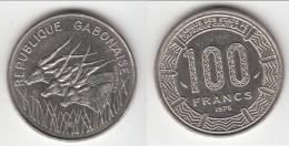 **** GABON - AFRIQUE CENTRALE - CENTRAL AFRICAN STATES - 100 FRANCS 1975 **** EN ACHAT IMMEDIAT !!! - Gabón