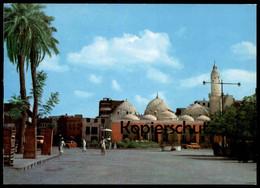 ÄLTERE POSTKARTE AL-GAMAMA MOSQUE MEDINA Saudi Arabia Medina Cpa Ansichtskarte Postcard AK - Saudi-Arabien