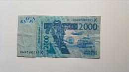 SENEGAL 2000 FRANCHI 2003 - Senegal