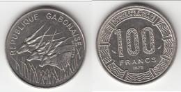 *** GABON - AFRIQUE CENTRALE - CENTRAL AFRICAN STATES - 100 FRANCS 1975 **** EN ACHAT IMMEDIAT !!! - Gabon